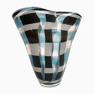 Amerikanische Vintage Glasvase