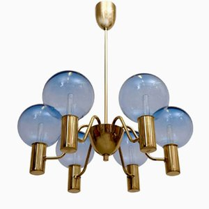 T 372/6 Patricia Chandelier by Hans-Agne Jakobsson for Hans-Agne Jakobsson AB, 1960s