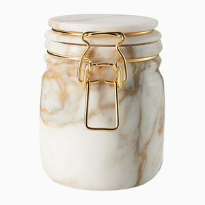 Miss Marble Calacatta Vase by Lorenza Bozzoli for Editions Milano, 2015