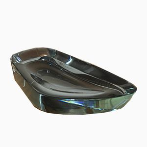 Mirrored Glass Ashtray by Max Ingrand for Fontana Arte, 1960s