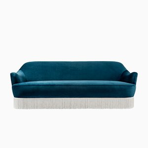 Gilda Fringe Sofa by Lorenza Bozzoli for Editions Milano