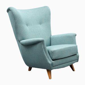 Blue Armchair, 1960s