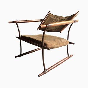 Mid-Century Danish Rosewood Stocke Armchair by Jens Quistgaard for Nissen Langaa, 1960s