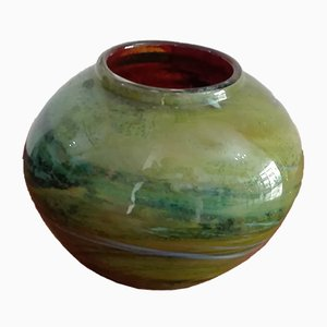 Mid-Century Murano Vase by Ercole Barovier for Barovier&Toso