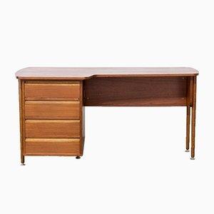 Teak Writing Desk, 1960s