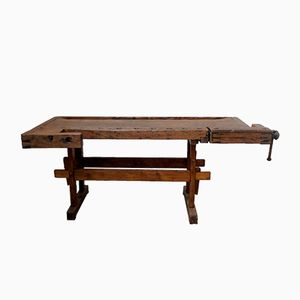 Vintage Carpenter Bench