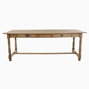 19th Century French Country House Table
