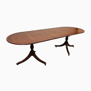 Ausziehbarer Mid-Century Tisch aus Mahagoni