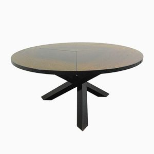 Mid-Century Modern Wenge Dining Table by Martin Visser for 't Spectrum, 1960s