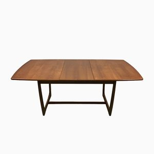 Table en Teck, 1970s