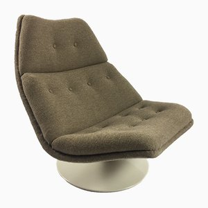 Vintage F511 Lounge Chair by Geoffrey Harcourt for Artifort, 1970s