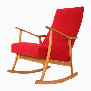 Rocking Chair Vintage, Allemagne, 1960s