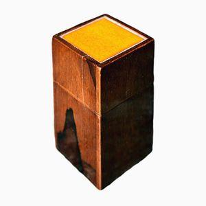 Vintage Palisander Box von Alfred Klitgaard & Bodil Eje