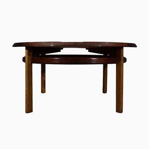 Table Basse Mid-Century par Torbjørn Afdal pour Haug Snekkeri
