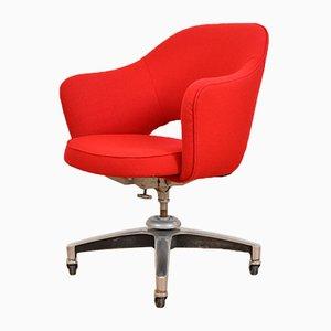 Sedia da ufficio vintage di Eero Saarinen per Knoll