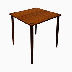 Mid-Century Rosewood Veneer Side Table from Georg Petersens Møbelfabrik A/S