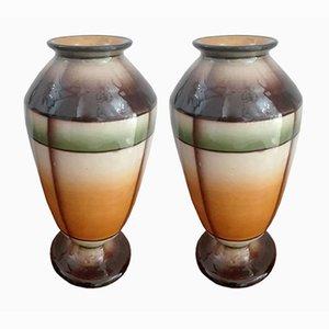 Vases, Italie, 1950s, Set de 2