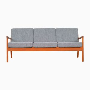 Vintage 166 Senator Sofa by Ole Wanscher for Cado