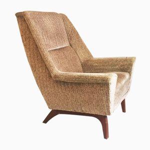Danish Mid-Century Modern Armchair, 1960s