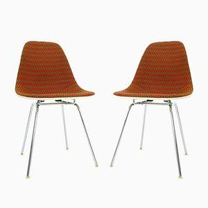 Mid-Century Stühle von Charles Eames für Herman Miller, 2er Set