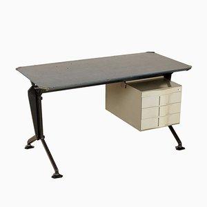 Italienischer Vintage Schreibtisch von BBPR für Olivetti