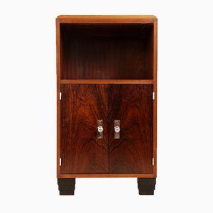 Art Deco Rosewood Cabinet, 1930s