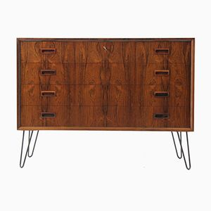 Mid-Century Palisander Chest of Drawers