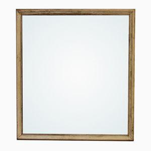 Französischer Viereckiger Spiegel, 1960er