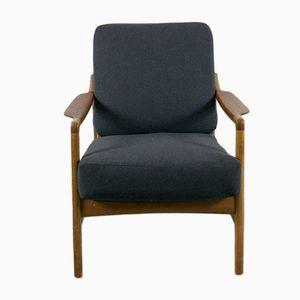 Mid-Century Armchair by Tove & Edvard Kindt Larsen for France & Daverkosen