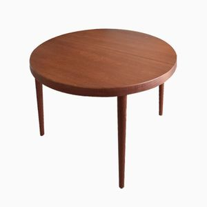 Teak Dining Table by Kai Kristiansen, 1960s