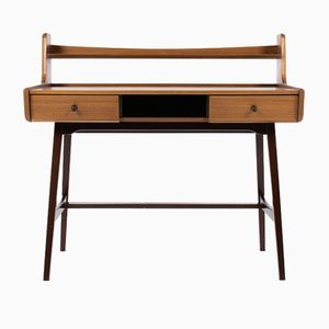 Vintage Desk by Jacques Hauville for Bema, 1960s