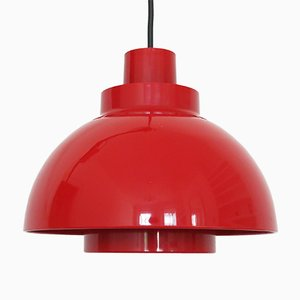 Danish Space- Age Minisol Pendant by K. Kewo for Nordisk Solar Compagni, 1960s