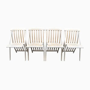 Folding Chairs by Michele De Lucchi, 1993, Set of 4