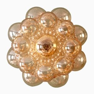 Bubble Wall or Ceiling Lamp by Helena Tynell for Limburg, 1960s