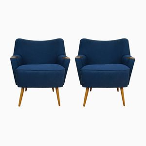 Danish Armchairs, Set of 2