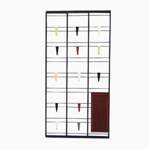 Toonladder Coat Rack by Tjerk Reijenga for Pilastro, 1950s