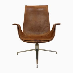 FK 6727 Tulip Swivel Chair by Preben Fabricius & Jørgen Kastholm for Kill International, 1960s