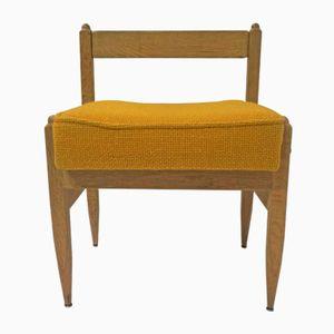 Chaise d'Appoint Vintage par Guillerme Et Chambron pour Votre Maison