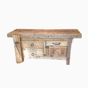 Wooden Workbench, 1930s