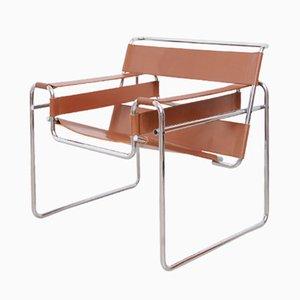 B3 Wassily Chair von Marcel Breuer für Gavina, 1960er