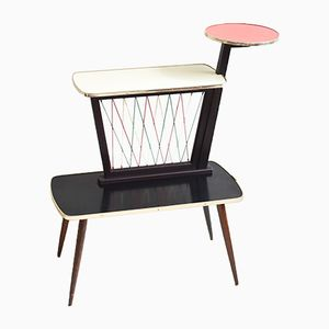 Mid-Century Plant Stand from Opal Mobel
