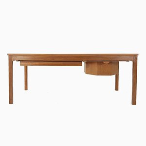 Mid Century Teak Sewing Table By Johannes Andersen For CFC Silkeborg
