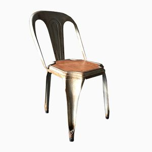 Mid-Century Stuhl von Fibrocit