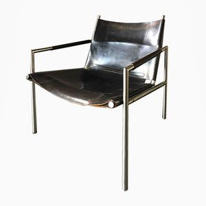Vintage SZ02 Armlehnstuhl von Martin Visser für 't Spectrum