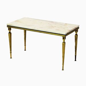 Vintage French Gilded Side Table