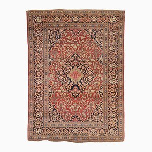 Antique Keshan Rug, 1900s