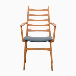 Ladderback Armchair, 1960s