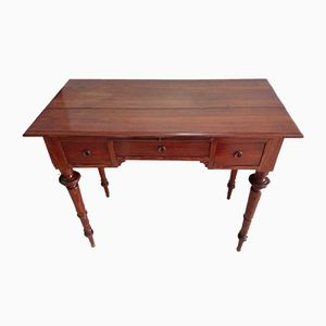 Walnut and Rosewood Desk, 1890s