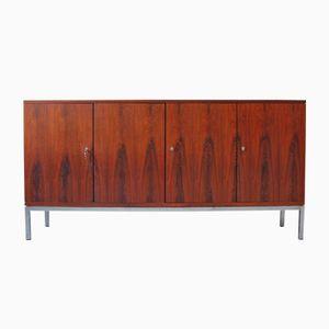 Vintage Rosewood Veneer Cabinet, 1970s