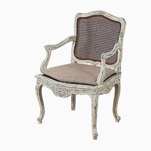 Antiker Französischer Stuhl aus 19. Jhdt.